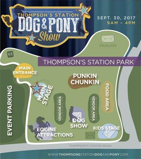 Festival Map 2017