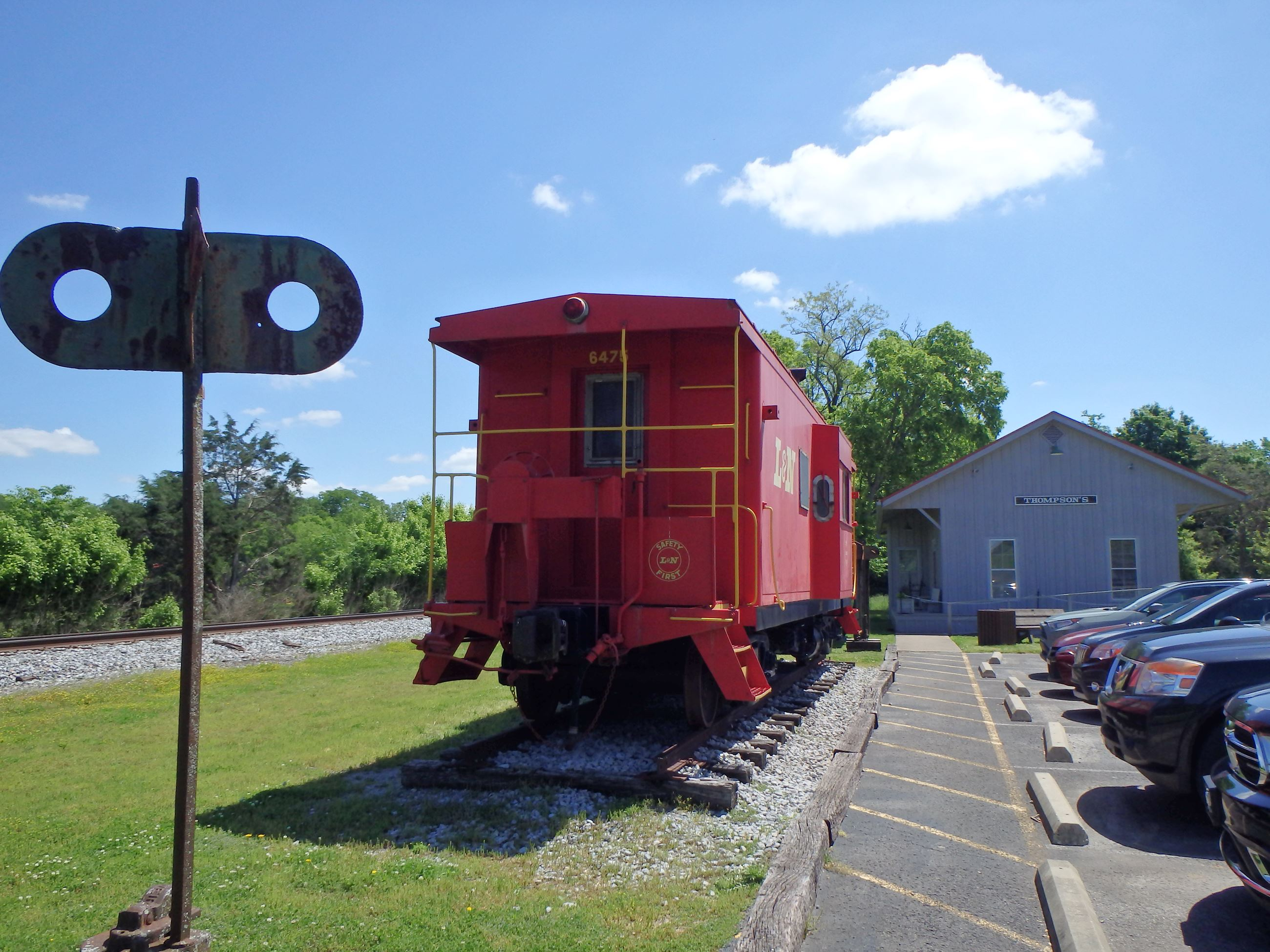 Town Hall / Caboose 4