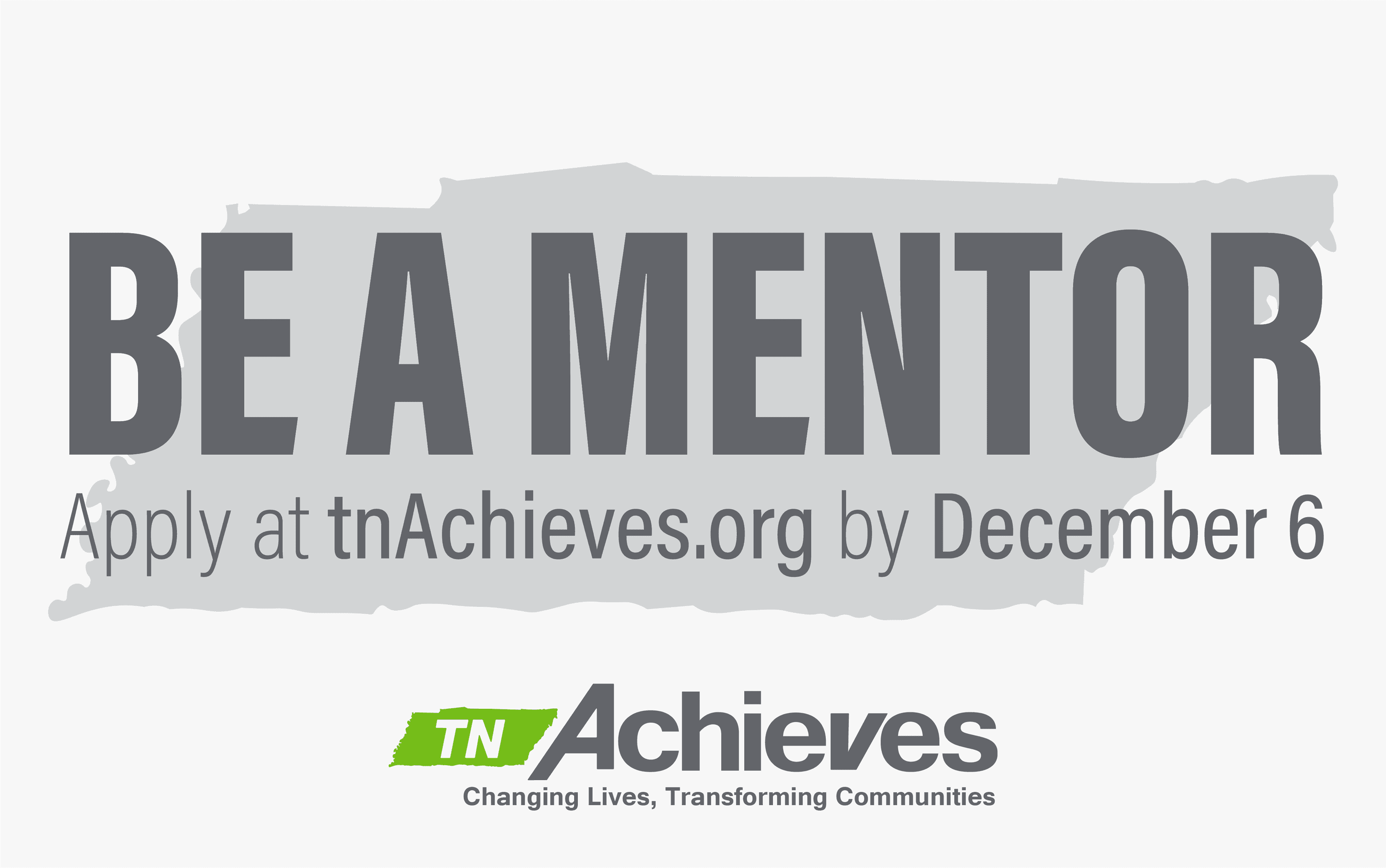 Be A Mentor 2020