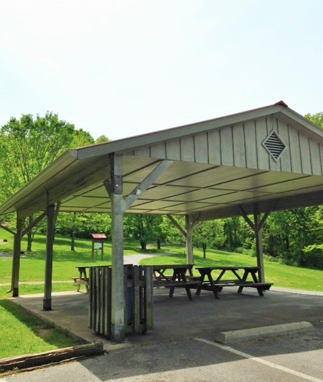 The Upper Pavilion at Town Park